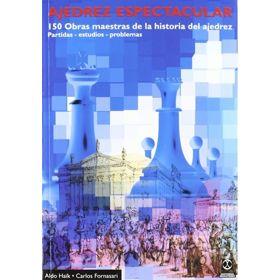 Ajedrez Espectacular (Libro + CD-ROM)