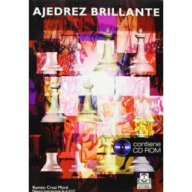 Ajedrez Brillante (Libro + CD-ROM)
