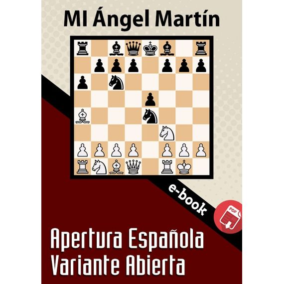 Ebook: Española, Variante Abierta