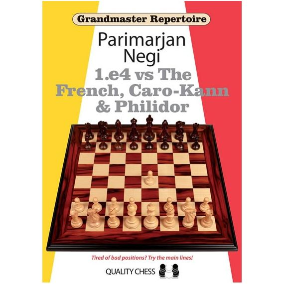Grandmaster Repertoire: 1.e4 vs the French, Caro-Kann and Philidor
