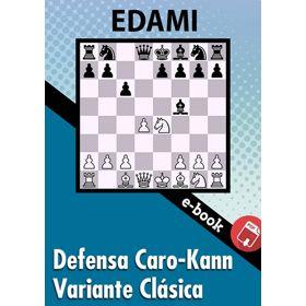 Ebook: Caro Kann Variante Clásica