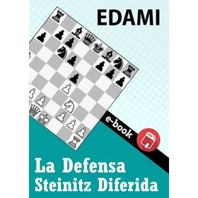 Ebook: Apertura Española Steinitz Diferida