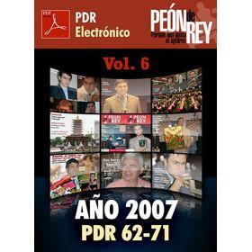 Peón de Rey electrónico - Vol. 6 (2007)
