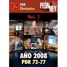 Peón de Rey electrónico - Vol. 7 (2008)