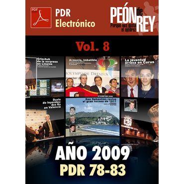 Peón de Rey electrónico - Vol. 8 (2009)