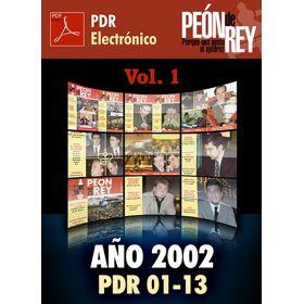 Peón de Rey electrónico - Vol. 1 (2002)
