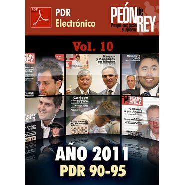 Peón de Rey electrónico - Vol. 10 (2011)