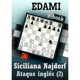 Ebook: Siciliana Najdorf - Ataque Inglés (2)