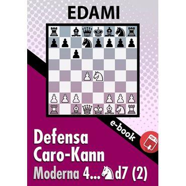 Ebook: Defensa Caro-Kann 4…Cd7 (2)