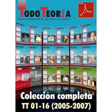 Colección Todo Teoría electrónico