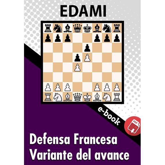Ebook: Francesa, Variante del Avance