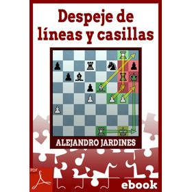 Ebook: El Despeje de líneas y casillas