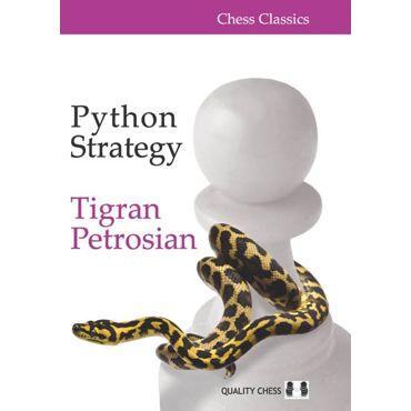 Python Strategy (cartoné)