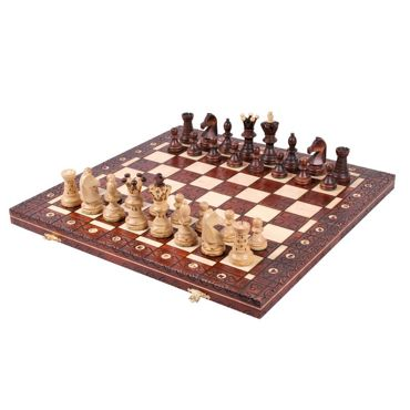 Juego plegable Royal Chess