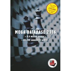 Mega Database 2016 actualización desde Mega 2015
