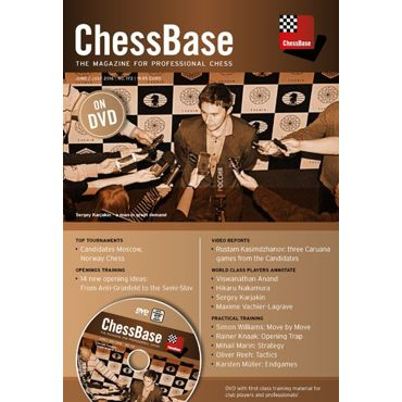 ChessBase Magazine 172