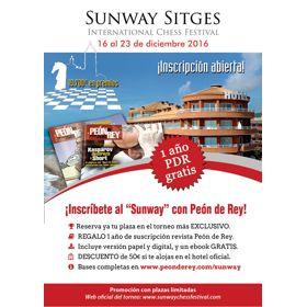 Torneo Sunway Sitges 2016