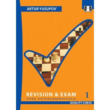 Revision & Exam 1: the Fundamentals
