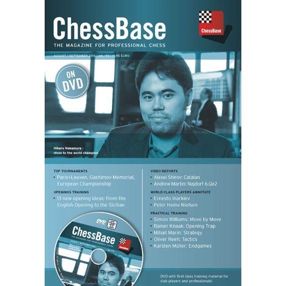 ChessBase Magazine 173