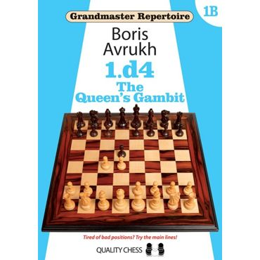 Grandmaster Repertoire 1B: the Queen's Gambit (cartoné)