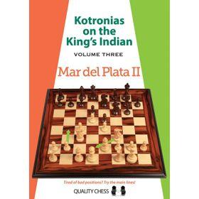 Kotronias on the King's Indian vol. 3 - Mar del Plata II (cartoné)