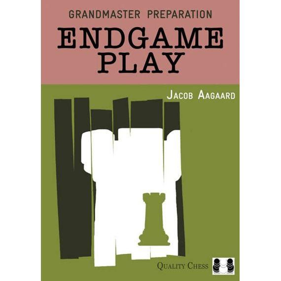 Grandmaster Preparation: Endgame Play (cartoné)