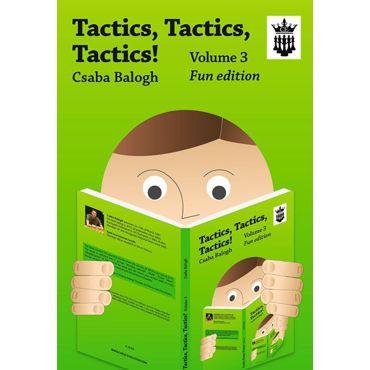 Tactics, Tactics, Tactics! vol. 3