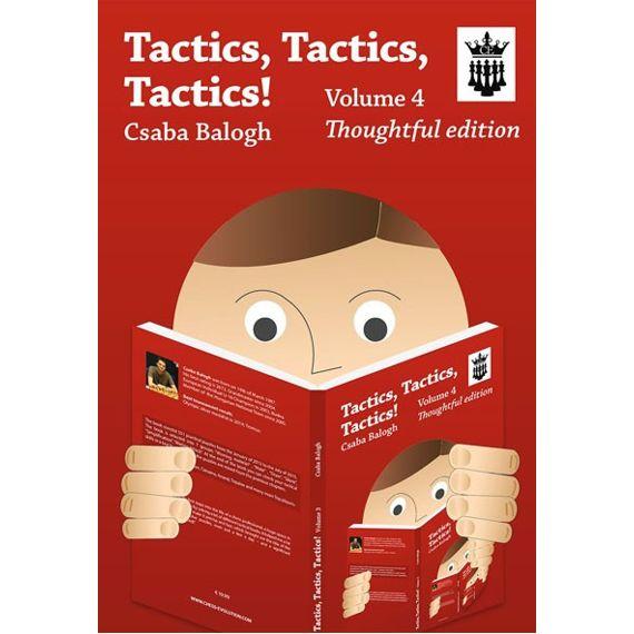 Tactics, Tactics, Tactics! vol. 4