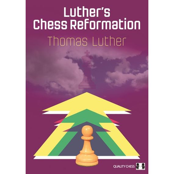 Luther's Chess Reformation (cartoné)