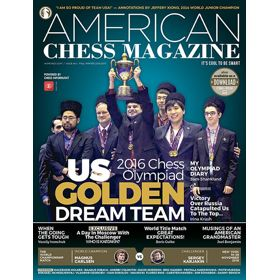 American Chess Magazine 1