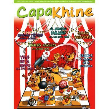 Revista Infantil Capakhine 8
