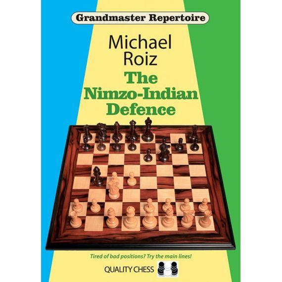 Grandmaster Repertoire: The Nimzo-Indian (cartoné)
