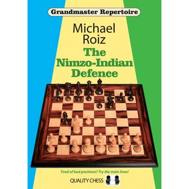 Grandmaster Repertoire: The Nimzo-Indian (cartoné)
