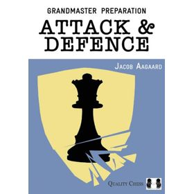 Grandmaster Preparation: Attack & Defence (cartoné)