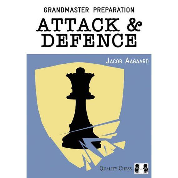 Grandmaster Preparation: Attack & Defence (cartoné)