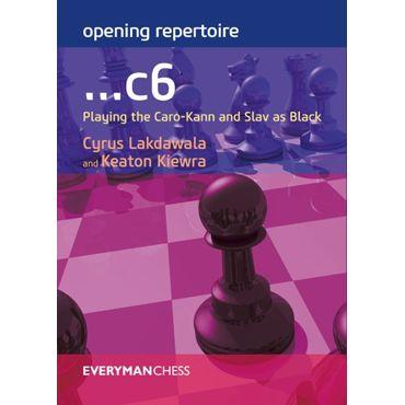 Opening Repertoire: ...c6