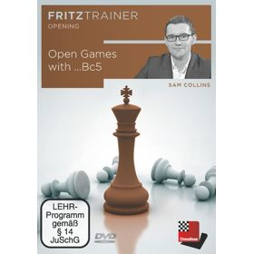 Open Games with ...Bc5