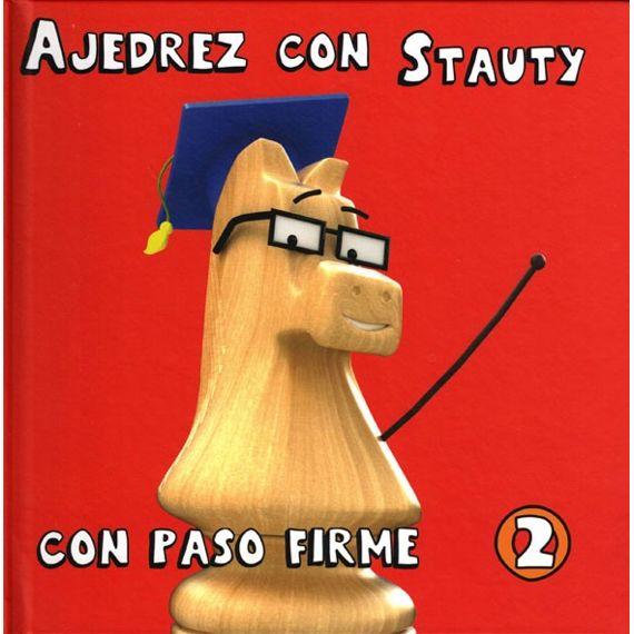 Ajedrez con Stauty 2. Con Paso Firme