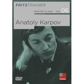 Master Class vol. 06: Anatoly Karpov