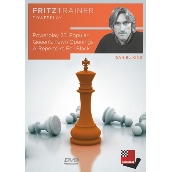 Powerplay 25: Popular Queen's Pawn Openings - A Repertoire for Black