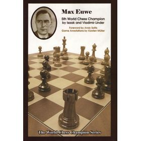 Max Euwe Fifth World Chess Champion