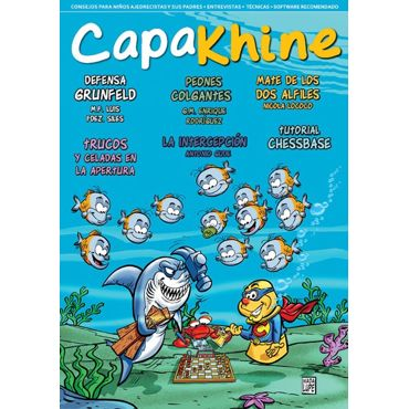 Revista Infantil Capakhine 10