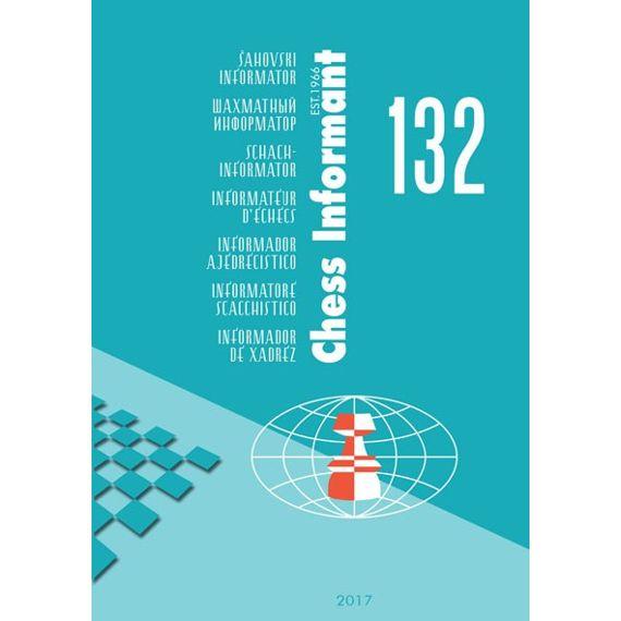 Chess Informant 132 + CD