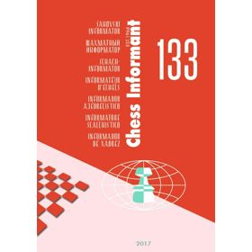 Chess Informant 133 + CD