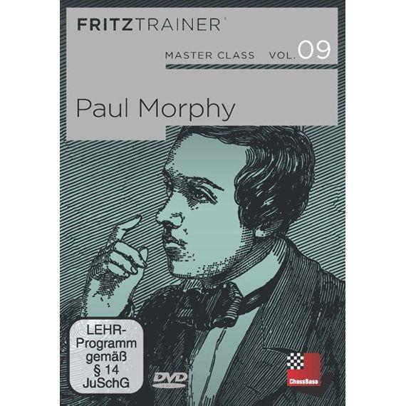 Master Class vol. 09: Paul Morphy