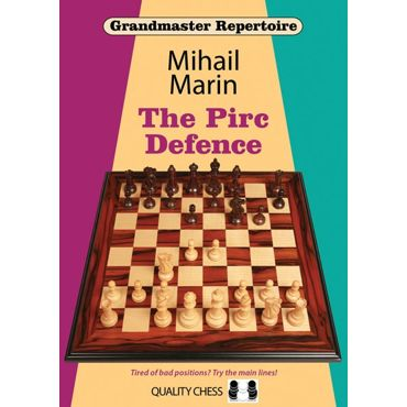 Grandmaster Repertoire: the Pirc Defence (cartoné)