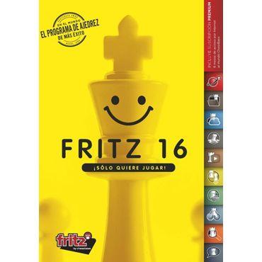 Fritz 16 versión española