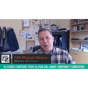 Curso de Táctica en vídeo + PGN