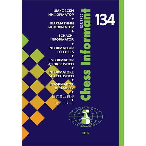 Chess Informant 134