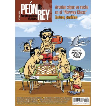Peón de Rey electrónico - Vol. 16 (2017)